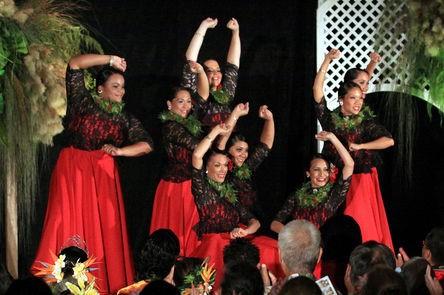 The 2013 Mokihana Festival